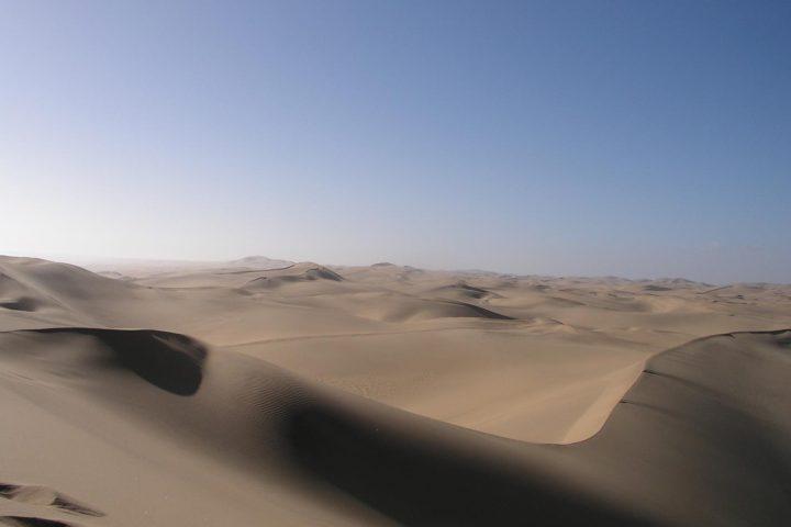 Dünenmeer bei Swakopmund