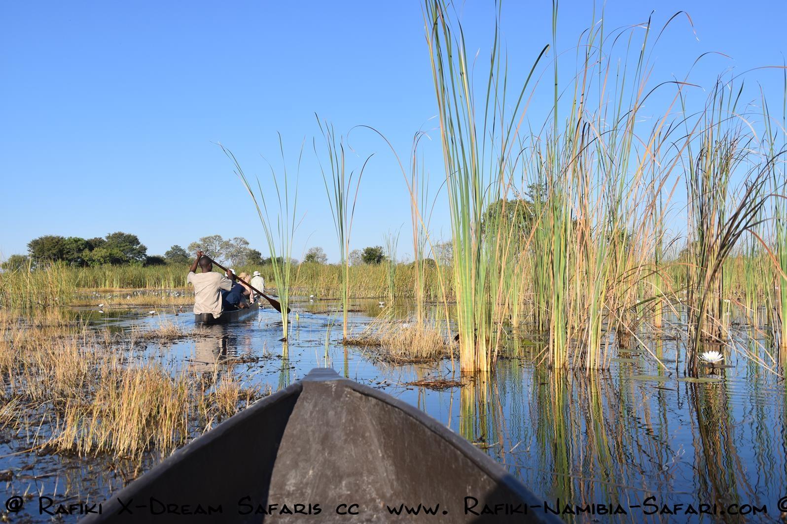 drei Länder -vier Flüsse – Lodge Safari – 18 Tage