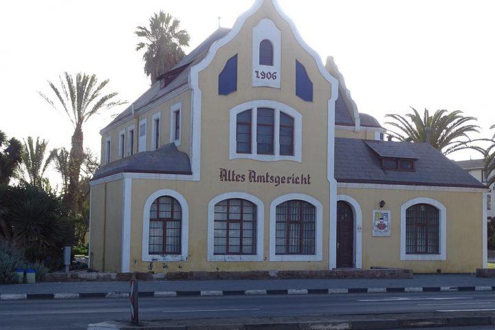 Swakopmund - das alte Amtsgericht