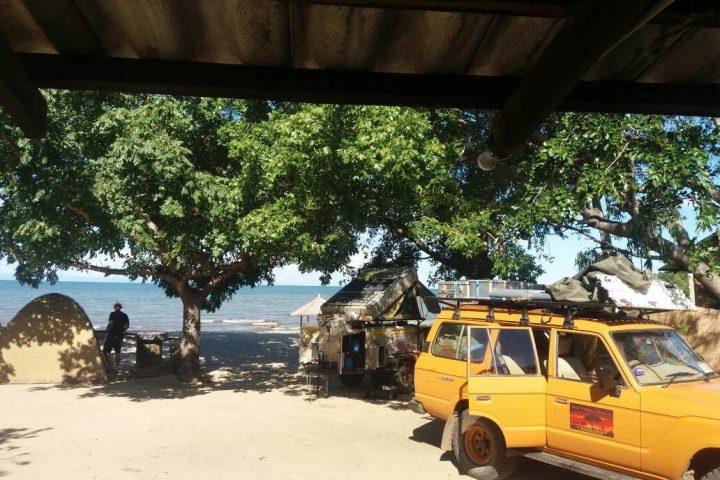 Campsite am Malawi See - Malawi