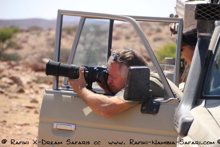 Fotosafari mit Rafiki X-Dream Safaris