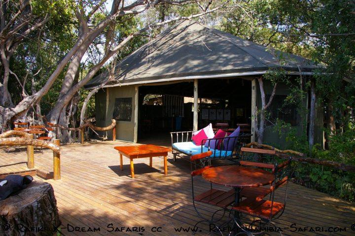 Guma Lagoon Camp -Okavango Delta - Botswana