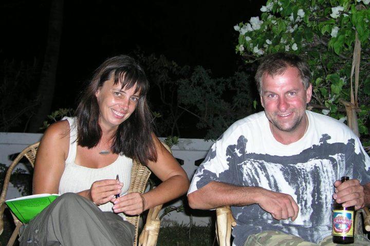 Harry und Silke 2005