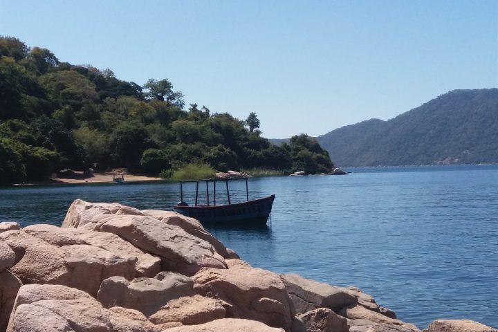 am Malawi See