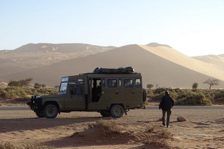Rafiki X-Dream Safaris - Nissan 4 x 4 Fahrzeug