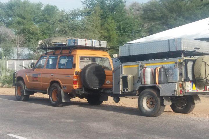 Rafiki X-Dream Safaris auf Tour