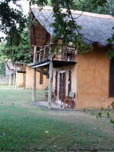 Lodge- South Luangwa Park - Sambia