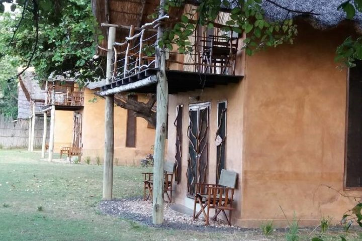 Lodge- South Luangwa Park - Sambia