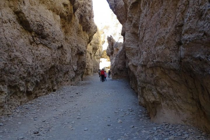 Sossusvlei - der Tsauchab Canyon