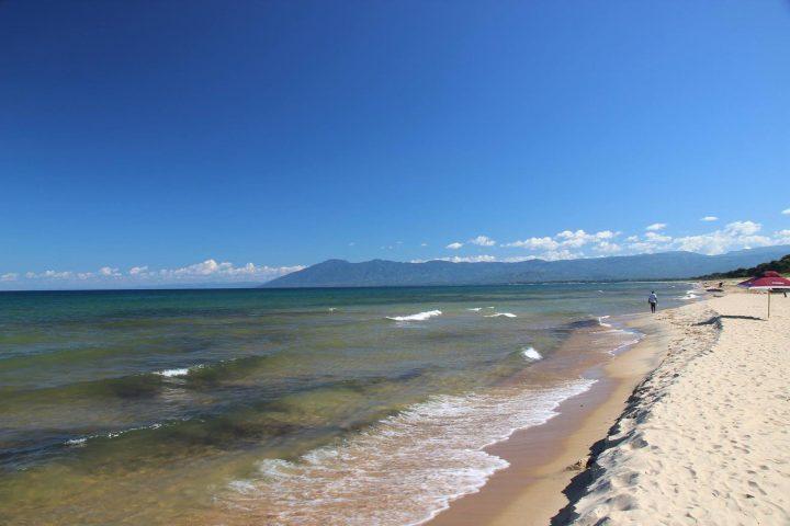Strand bei Nkhotakota