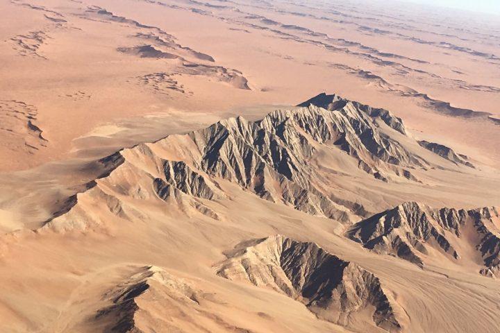 Namib Naukuft Park von oben