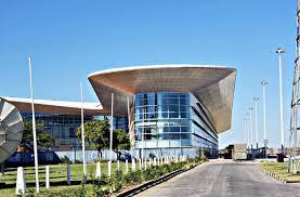 Flughafen von Lusaka